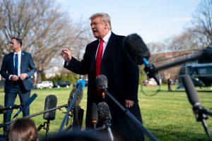EEUU: Trump amenaza cerrar frontera sur con México la próxima semana
