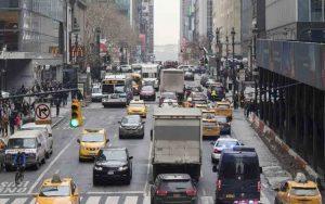 Nueva York: la primera ciudad de EE.UU. que cobrará por congestión