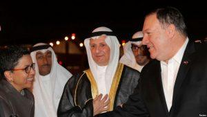 EEUU: Mike Pompeo viaja a Kuwait, Israel y Líbano