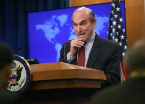 Estados Unidos descarta de momento una intervención militar en Venezuela