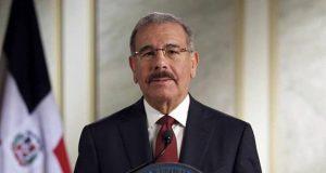 Danilo Medina afirma su gobierno no quebrantará libertad de expresión