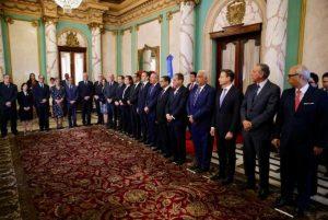 Presidente Danilo Medina juramenta a jueces de la Suprema Corte de Justicia