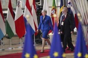 LONDRES: Unión Europea y Gran Bretaña acuerdan extender Brexit