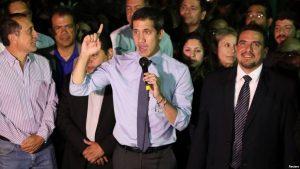 "Guaidó: ""Si el régimen se atreve a secuestrarme vamos a actuar con contundencia"""