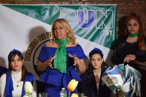 Relanzan en Nueva York el Partido de la Unidad Nacional (PUN)