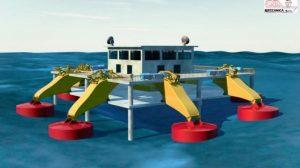 Italianos crean sistema para producir energía usando las olas del mar Caribe