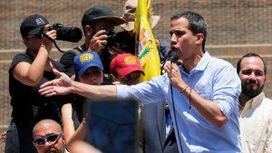 VENEZUELA:  Guaidó arranca «fase definitiva» para sacar a Maduro del poder
