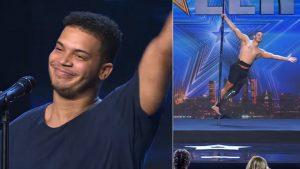 ESPAÑA: Bailarín dominicano con una pierna queda 6to. en Got Talent