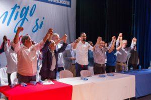 PRSD proclama a Bartolomé Pujals candidato alcalde del DN
