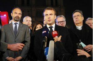 Macron llama a encuentro para  abolición de la pena de muerte