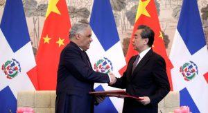 Afirman R Dominicana y China logran crecimiento comercial a 1 año relaciones