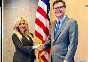 GINEBRA: Embajadora fortalece lazos de RD en organismos multilaterales