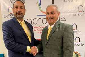 FLORIDA: Alexis Beltré presenta plan para relanzar la filial de Acroarte