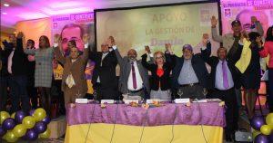 ESPAÑA: Peledeístas Europa apoyan obra gobierno del presidente Medina