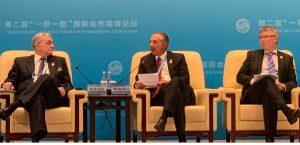 Peralta dice en China que R. Dominicana es «el gran milagro económico de AL»