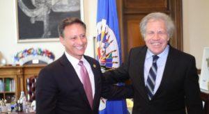 R.Dominicana y OEA establecerán marco de cooperación en materia de seguridad