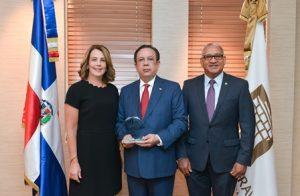 Banco Central es galardonado como el de mejor gobernanza corporativa 2018