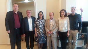 AUSTRIA: Celebran 175º aniversario R. Dominicana