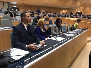 Director de la ONDA encabeza delegación dominicana viajó a Ginebra