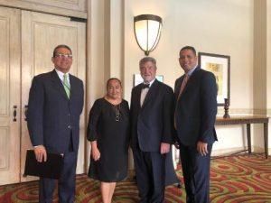 R.Dominicana y países de AC discuten desafíos de empresas ante propiedad intelectual