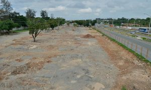 Acusan Gobierno de violar ley para construir terminal autobuses Parque Este