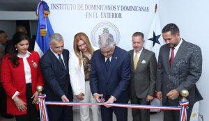 PANAMA: El canciller Miguel Vargas inaugura oficinas del INDEX