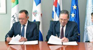 Cuba y República Dominicana firman acuerdo protección medioambiente