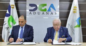 La DGA y el Ministerio de Minas firman un acuerdo de colaboración