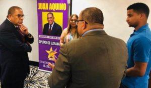 CAROLINA DEL NORTE: Precandidato a diputado contacta a dominicanos