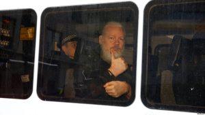 EEUU acusa a Julián Assange de «conspiración» tras arresto en Londres