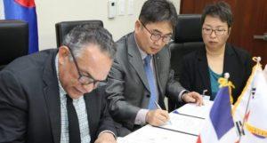 Acuerdan fortalecer cooperación tecnológica entre RD y Corea