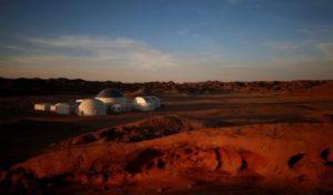 China quiere conquistar el planeta Marte