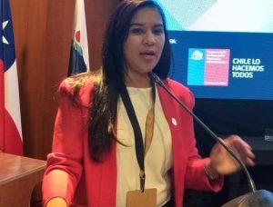 Regidora de Neiba es nueva presidente Comisión Concejales de AL y el Caribe