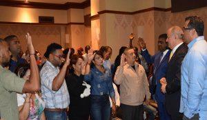 TRINIDAD Y TOBAGO: Juramentan consejo consultivo diáspora RD
