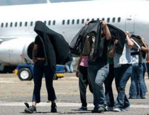 Llegan a RD otros 46 exconvictos deportados por los Estados Unidos