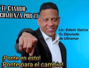 FILADELFIA: Respaldan a Edwin García para diputado de ultramar por el PRM
