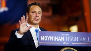 El gobernador de Nueva York será el mejor pagado de EE.UU. en 2020
