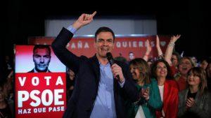 ESPAÑA: Arranca campaña electoral, la mas disputada de etapa democrática