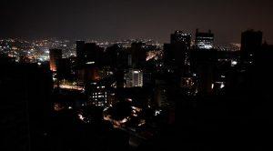 VENEZUELA: Otro apagón deja a oscuras Caracas y 18 de los 23 estados del país