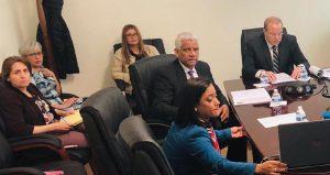 WASHINGTON: Embajada RD entrena diplomáticos sobre servicios de USCIS