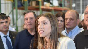 MIAMI: Fabiana Rosales desestima nuevas medidas contra su esposo