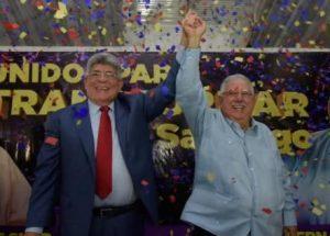 Ex alcalde reformista José Enrique Sued pasa al PLD; apoyará a Fernando Rosa