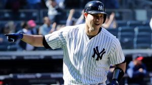 Gary Sánchez acuerda con Yankees de Nueva York por US$5 millones