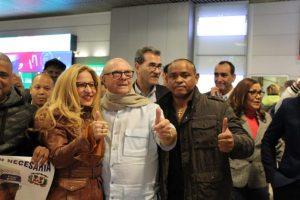 ESPAÑA: Hipólito promueve inscripción militantes y candidatura en el PRM