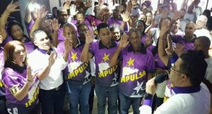 PR: Juramentan Impulsa PR en apoyo a pre candidatura Leonel