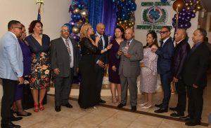 Club Deportivo RD reconoce a Espaillat y al doctor Lantigua en 53 aniversario