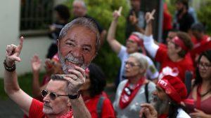 BRASIL: Lula cumple un año en la cárcel y dice tener concienca tranquila