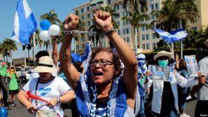 NICARAGUA: Oposición convoca protestas y prepara marcha nacional