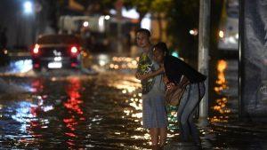 BRASIL: Diez muertos, destrozos y caos en Río de Janeiro por fuertes lluvias