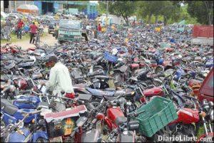 DIGESETT retuvo cientos de motocicletas para evitar accidentes en Semana Santa